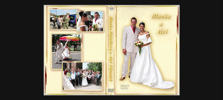 2005 DVD Wedding